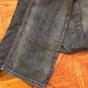 7 For All Mankind Jeans - Seven for all mankind overalls 28.